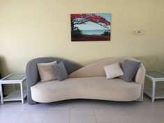 Fleur Couch