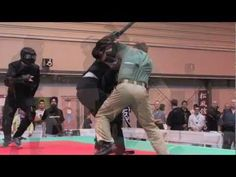 S.P.E.A.R. Demo (The Martial Arts Show, Birmingham) - YouTube