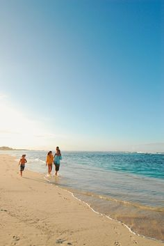 Great beaches, great food, great service are all part of the package for family holidays in Mauritius