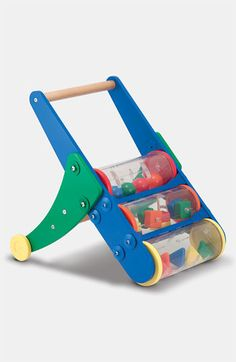 Melissa & Doug 'Rattle Roll' Push Toy available at #Nordstrom