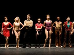 A Chorus Line (with Nikki Snelson) ★★★★