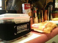 BAROCOOK_FLAMELESS_COOKER (BC-007 1200ML)  in the 2015 Outdoor Retailer Show Winter