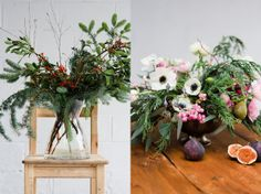 Image Interiors and Living Magazine Flowers by The Informal Florist. Photos by Nathalie Marquez Courtney