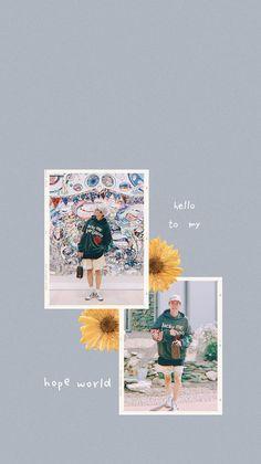 Ideas Bts Wallpaper Aesthetic Cute For 2019 Jhope, Hoseok Bts, Bts Taehyung, Aesthetic Iphone Wallpaper, Aesthetic Wallpapers, Wallpapers Kawaii, Desktop Wallpapers, Picsart, Sunshine Wallpaper