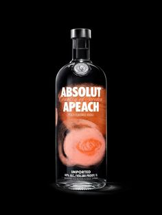 Absolut presents a bold and artistic redesign of its entire flavour range | StockLogos.com