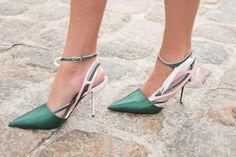 The Slingbacks You Need Now - Slingback Heels and Flats - Elle
