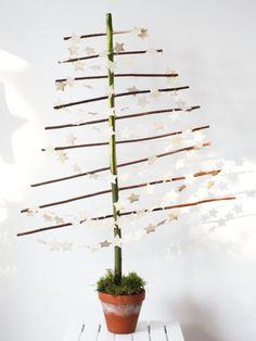 Christmas decoration {DIY} by http://titatoni.blogspot.de/