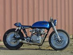 Honda CB500T Cafe Racer by Alonze Custom 5