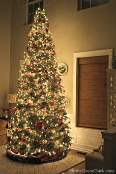 1000 Ideas About 12 Foot Christmas Tree On Pinterest 12