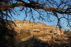 #Monticiano, charming village in the #ValdiMerse area.