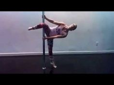 Beginner Tricks and Skills: Hook and Roll Pole Spin - YouTube