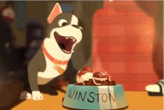 "The Story Behind Disney's Adorable New Short Film ""Feast"""
