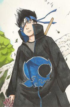 Naruto OC Commission by GreatAkuHa