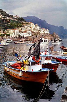 Amalfi, Italy ♠  | Flickr - Photo Sharing!