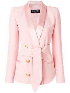 52be92d1 70 Best Balmain blazer images | Ladies fashion, Woman fashion ...