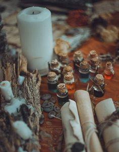 I have to have this!!!! I am OBBSESSED with tiny things ,scrolls,and bottles!!!!!!!!!!!!!!!!!!