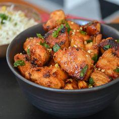 Turkey Dishes, Turkey Recipes, Dinner Recipes, Ground Turkey Burgers, Sauce Au Miel, Honey Garlic Sauce, Nutrition, Cooking Turkey, Clean Eating Recipes