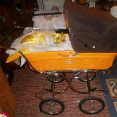 Peg Perego, Baby Buggy, Bugaboo, Delft, Baby Strollers, Creepy, Retro, Children, Kids Wagon