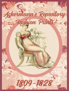"""Read """"Ackermann's Repository Fashion Prints by Susana Ellis available from Rakuten Kobo. A Regency romance author compiled a comprehensive list of all the London fashion prints and commentary from all twenty y. Historical Women, Historical Romance, Historical Fiction, Romance Authors, London Fashion, Women's Fashion, Regency, Fashion Prints, Literature"""