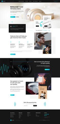 png by Mateusz Madura Web Design, Design Inspiration, Design Ideas, Wordpress Theme, More Fun, Layouts, Composition, Shots, Building