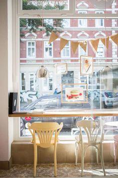 Jö Makrönchen / Macarons Hamburg / Café