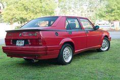 33k-Mile 1988 Alfa Romeo Milano Verde
