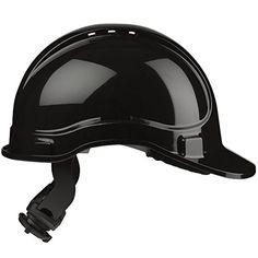 Cheap Scott Safety HC325/VBLK Ratchet Helmet with Terry SB Vented Black deals week