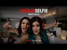 Kendell Jenner, Nicki Minaj, Victor Cruz & More Take Selfies For New Beats By Dre Ad Kylie Jenner, Kendall Et Kylie, 2 Chainz, Beats By Dre, Selfies, Big Sean, Serena Williams, Solo Selfie, D Dre