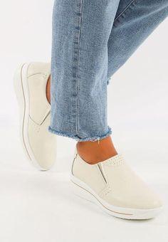 Mocasini piele naturala Elnora Bej Slip On, Sneakers, Shoes, Fashion, Tennis, Moda, Slippers, Zapatos, Shoes Outlet