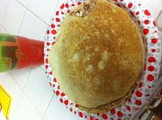 Advocare refuel friendly: Oatmeal pancakes 1/2 cup whole oats, 2 whole eggs, 4 egg whites, cinnamon, 1pkg Splenda or Stevia. Stir, then pour into skillet coated with Pam. Makes two:-)