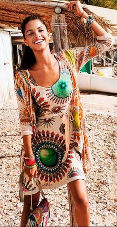 Love this dress. Shop similar styles at Desigual!