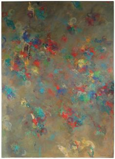 """""""Cacophony"""", Large Oil by Linda Symonds"""