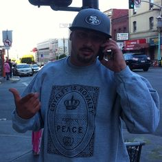 #shalom tribesmen @therealelrock chilling in #sf #fashion #2012 #shalomlife #trendsetters - @shalomcpp- #webstagram
