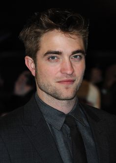 #1: Rob Pattinson. Need I say more?