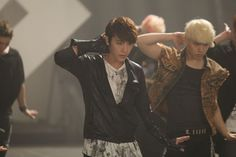 Sina Official Update - DongHae & SungMin SF MV BTS