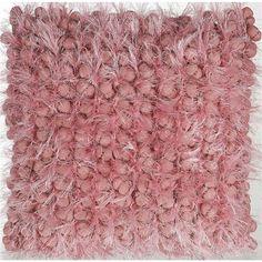 Sfeervol woonkussen Cardif. Kleur: roze.