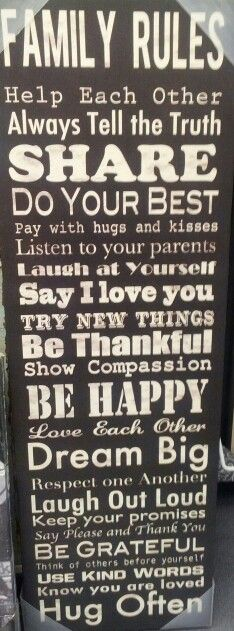 Family Quote - quote to consider