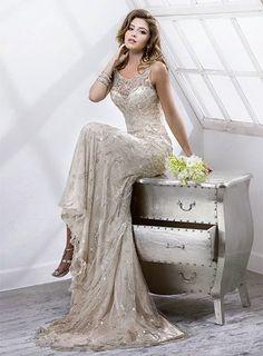 Vestidos novia gran gatsby