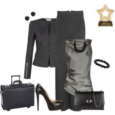 RULES OF COURT #1 by marion-fashionista-diva-miller on Polyvore featuring polyvore fashion style Donna Karan Christian Louboutin Philippe Audibert Tiffany & Co.