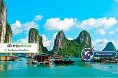 3*, 4* or 5* 14-Day Vietnam & Cambodia