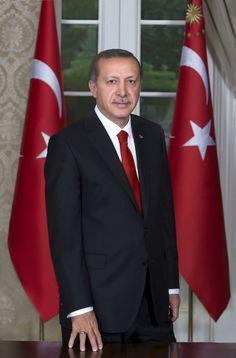 CUMHURBAŞKANI RECEP TAYYİP ERDOĞAN - PORTRELER