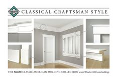 classical_craftsman_molding_room-1 | Flickr - Photo Sharing!