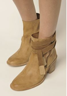 Humanoid Boots SS 2011