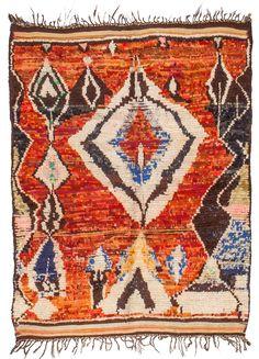 Moroccan Vintage Rugs