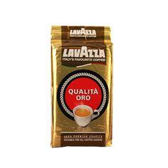 Lavazza Qualita Oro ground coffee  Lavazza Qualita Oro Gemalen Koffie