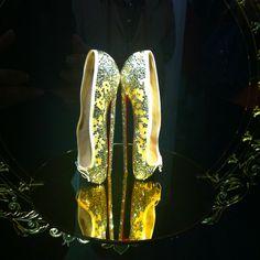 Swarovski Balarina Shoes