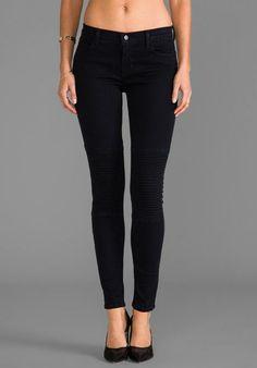 J Brand Mid Rise Skinny In Bluebird $253.00 - Buy it here: https://www.lookmazing.com/j-brand-mid-rise-skinny-in-bluebird/products/6024831?shrid=7_pin
