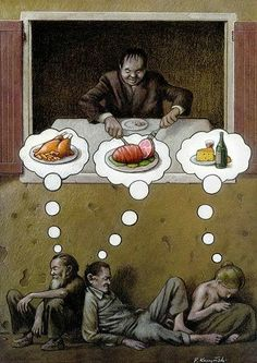 Check These Amazing Painting and arts for the Polish artist Pawel Kuczynski who has worked in satirical illustration since His subjects deal with everything from social media to politics to p… Sketch Manga, Art With Meaning, Deep Meaning, Satirical Illustrations, Deep Art, Social Art, Social Media, Political Art, Art Academy