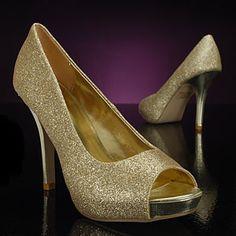 8e7f3c146d 9 Best Gold Prom Shoes images