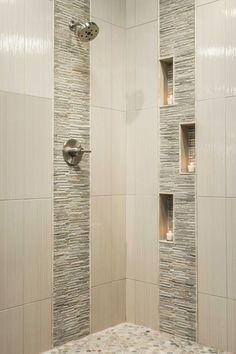 Best Of Modern Shower Tile Design . Bathroom Shower Designs Hgtv with Image Modern Bathroom Douche Design, Bathroom Tile Designs, Bathroom Ideas, Bathroom Showers, Bathroom Remodeling, Tile Bathrooms, Toilet Tiles Design, Bathroom Colors, Mosaic Bathroom